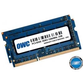OWC Memory 4.0GB 2 x 2.0GB PC8500 DDR3